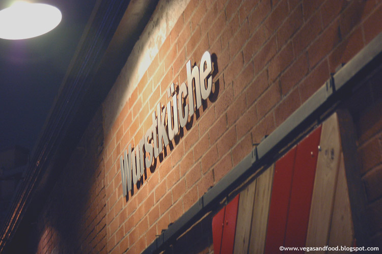 Wurstkuche - Downtown - Vegas and Food