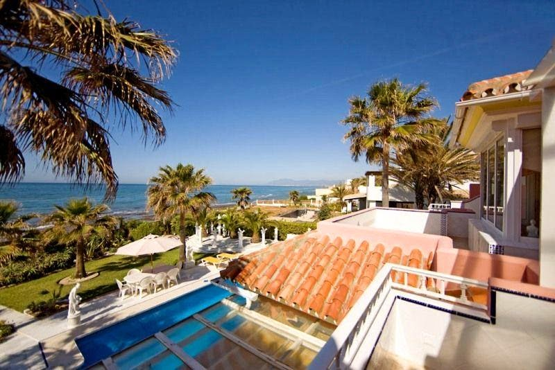 Agence immobili re francophone marbella maison sur la for Agence immobiliere 4