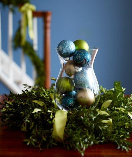 dicas de enfeites de natal simples