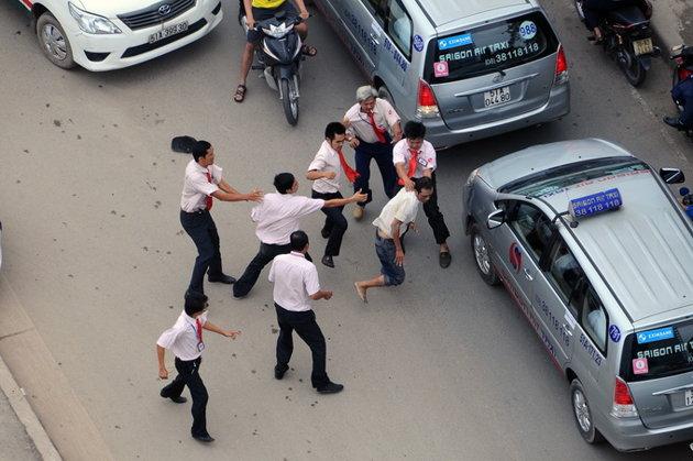 Phải chăng người Việt hung hãn?