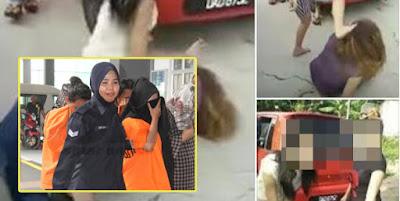 Dua Perakam Direman, Mangsa Dikatakan Turut Dipukul Dengan Stereng Lock