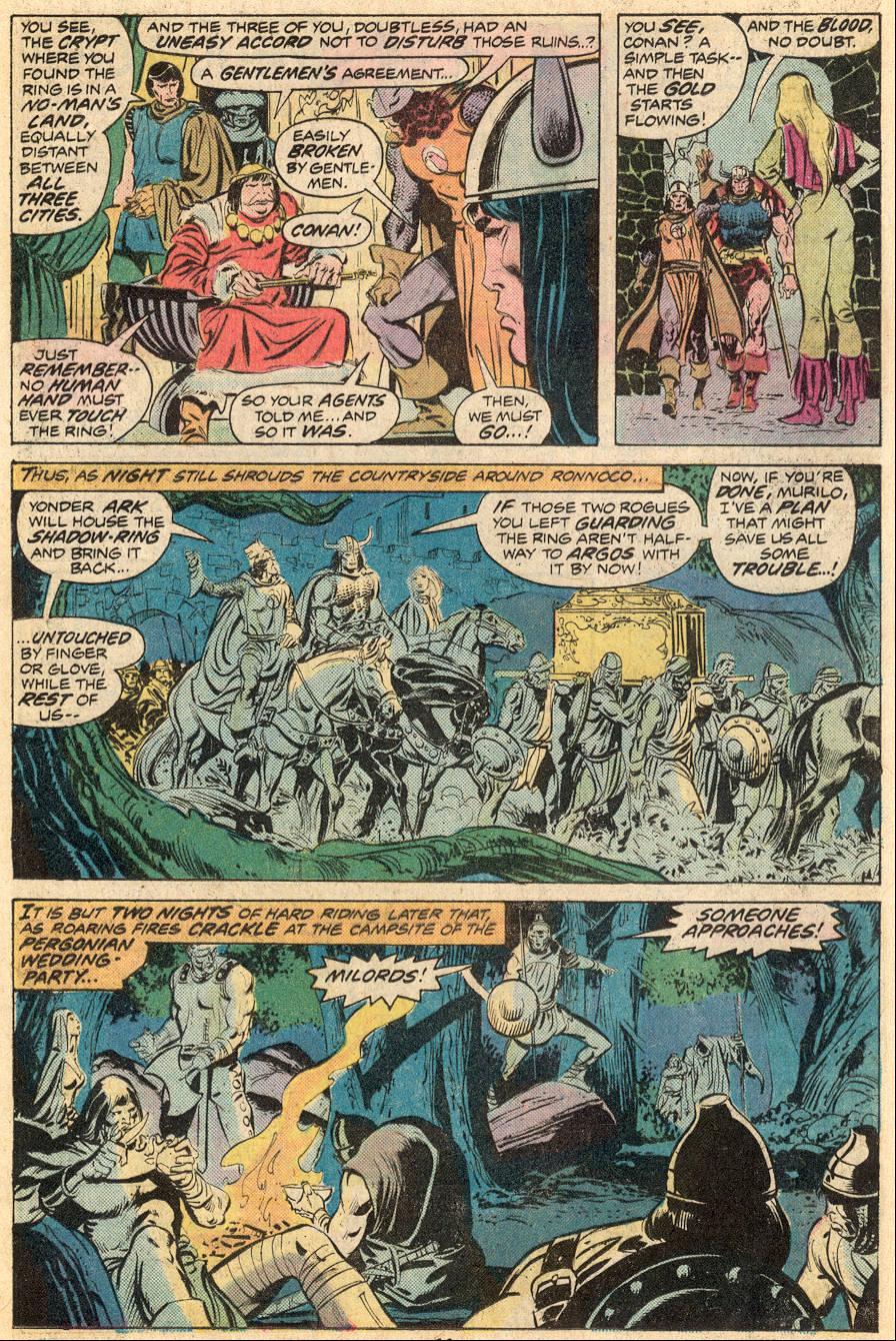 Conan the Barbarian (1970) Issue #53 #65 - English 8