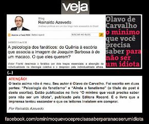 Reinaldo fala do nosso best seller de novo