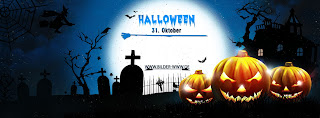 Halloween Facebook Titelbilder