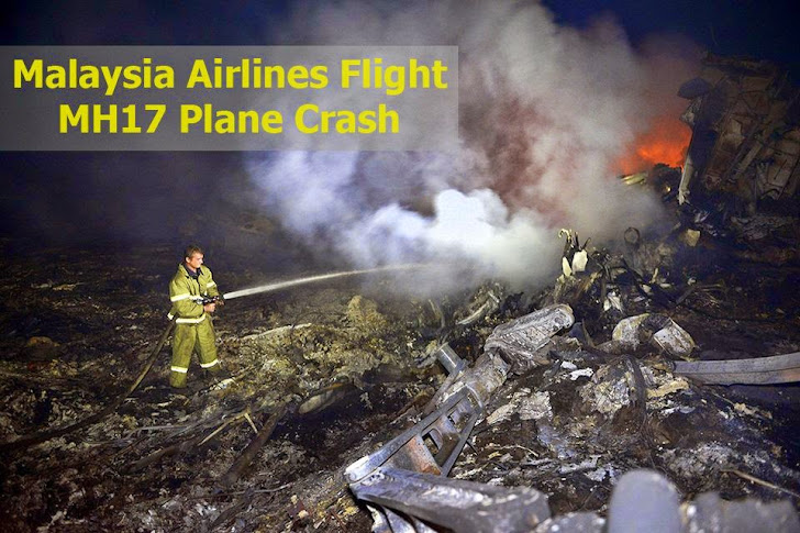 Cyber Criminals Use Malaysia Airlines Flight MH17 Plane Crash News to Bait Users