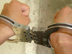 Quadrilha que roubou cinco bancos no interior da Bahia é presa em flagrante. Quatro membros de