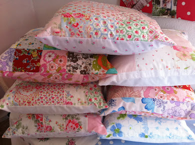 Snuggly cuddly cushions