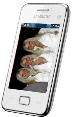 Blog Telemovel e Celulares: Samsung Star 3 e Duos