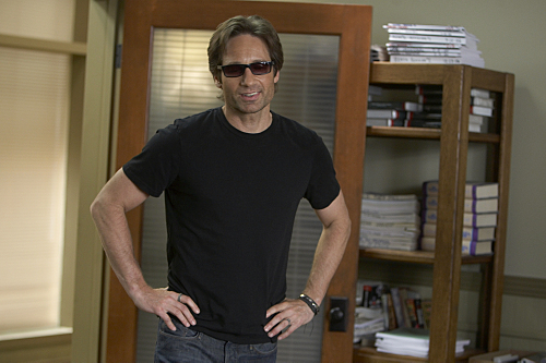 how to be hank moody