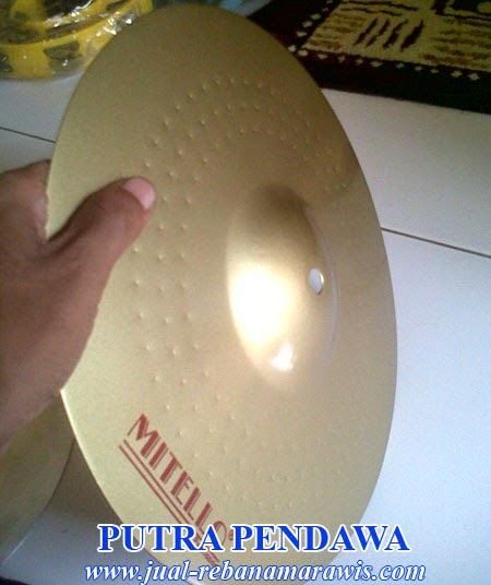 MARCHING HAND CYMBALS