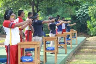 Panglima TNI Olahraga Bersama Prajurit