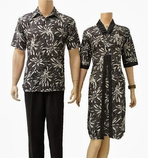 baju batik couple 4