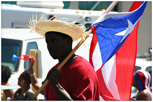 Black and Puerto Rican People