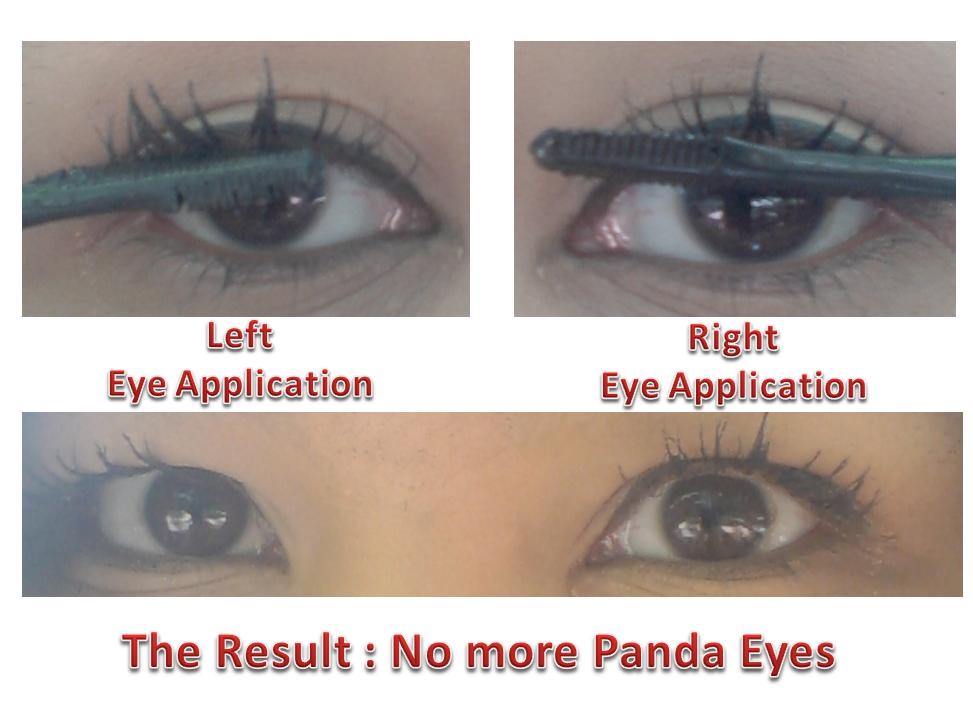 No Panda Eyes Mascara pictures
