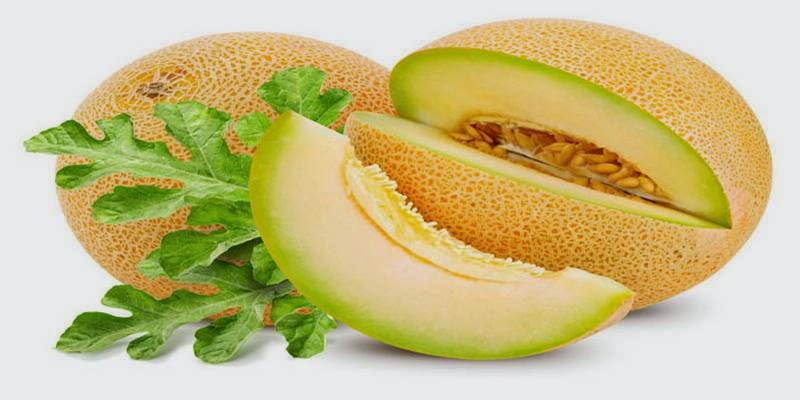 Manfaat Buah Melon Untuk Kesehatan, Bisa Cegah Asma Kambuh Lho..