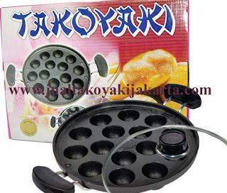 cetakan takoyaki