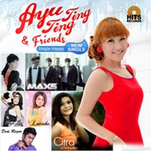Download Lagu Single Happy Ayu Ting Ting dan Lirik Lagu