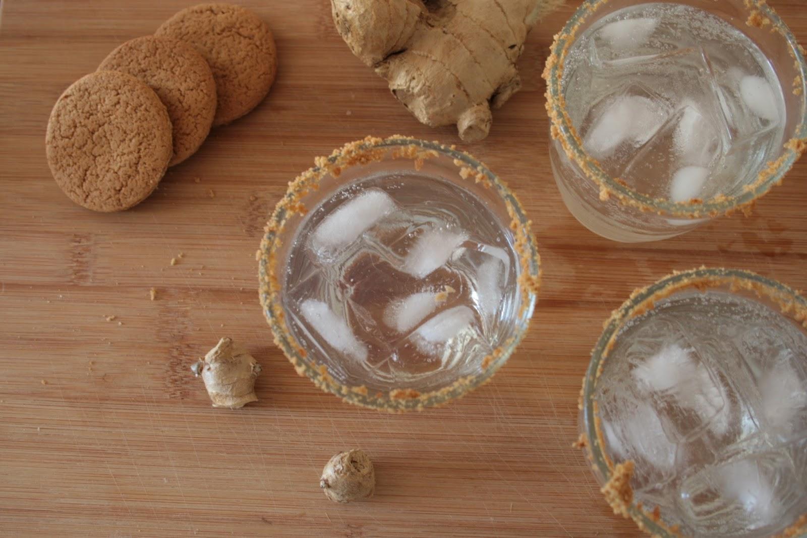 PlanetBakeLife Gingernut Cocktail