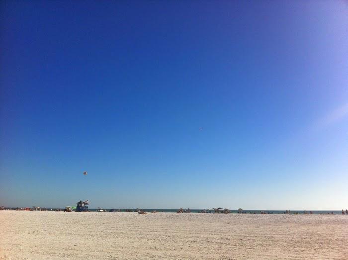 Siesta Beach Sarasota Florida