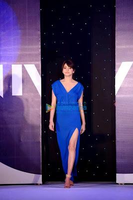 Anushka Sharma at Nivea's 'Flaunt Your Back' campaign