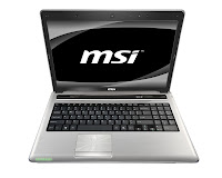 MSI CX640DX laptop