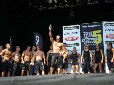Fitness Five 2012