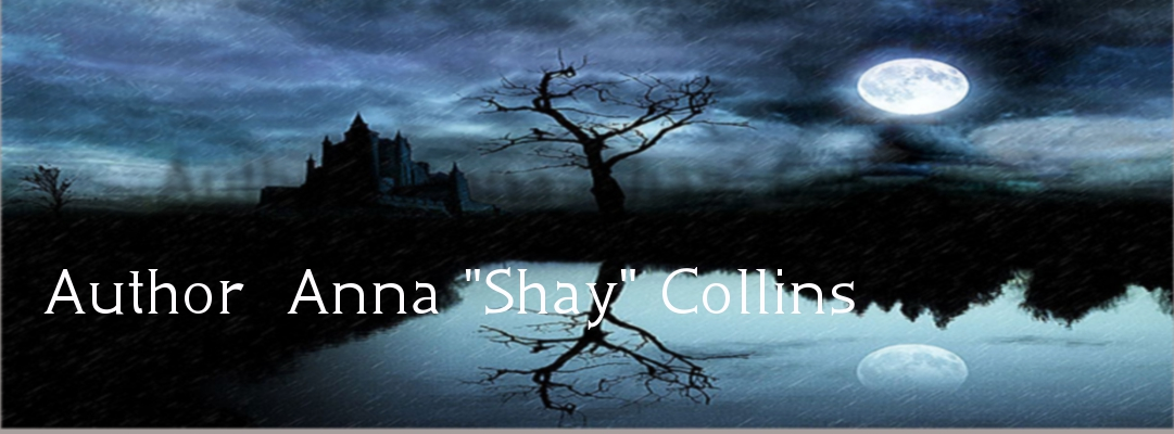 Author Shay Collins