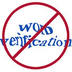 Say 'NO' to Word Verification