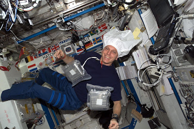 Astronaut Clayton Anderson