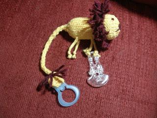 Easy Crochet Pacifier Keeper Free Pattern - Crochet Granny