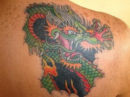 What's Dragon Tattoo M...