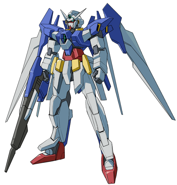 Mobile suit Gundam AGE 444