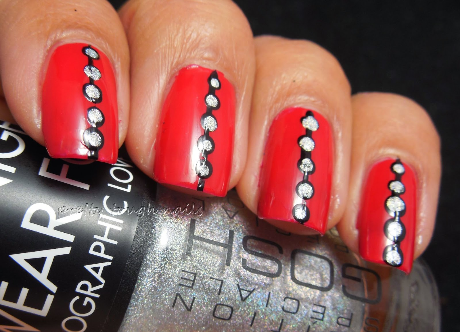 Revlon Colorstay Red Carpet Dotticure