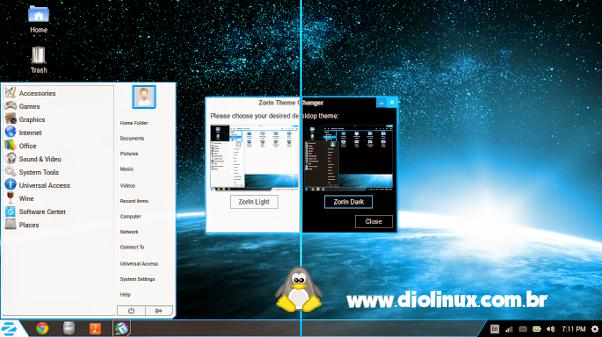 Zorin OS 8