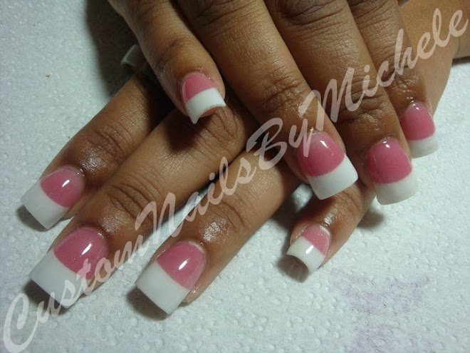 CUSTOM NAILS BY MICHELE