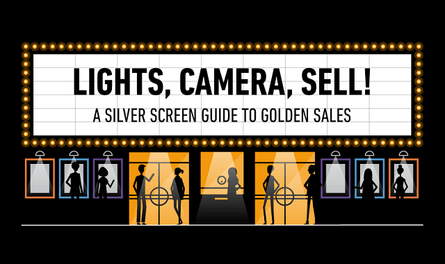 Lights, Camera, Sell! A Silver Screen Guide to Golden Sales