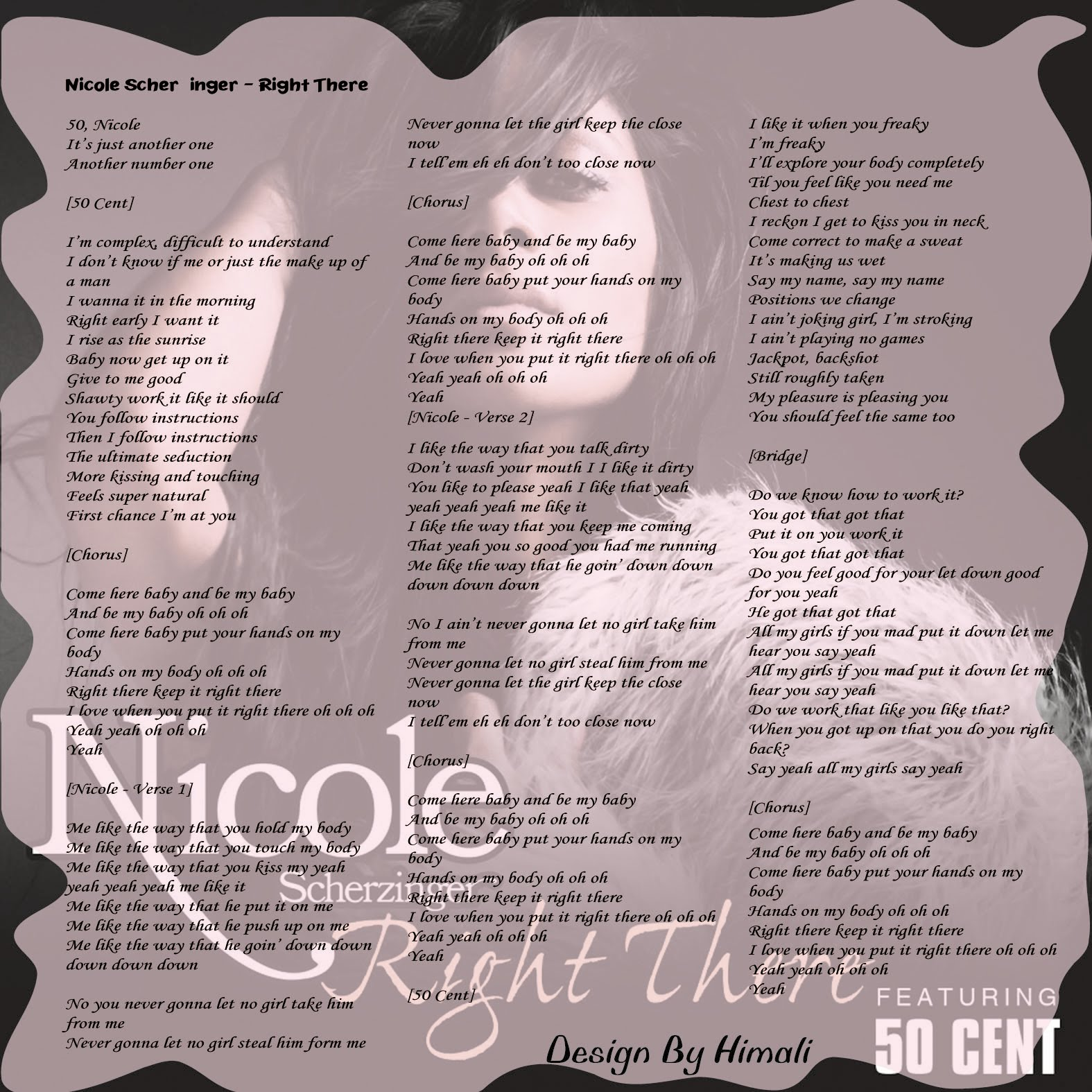 will be there lyrics:
