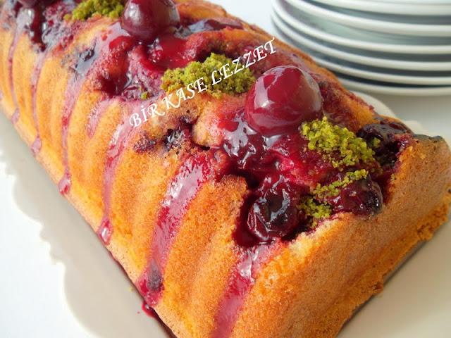 vişneli kek
