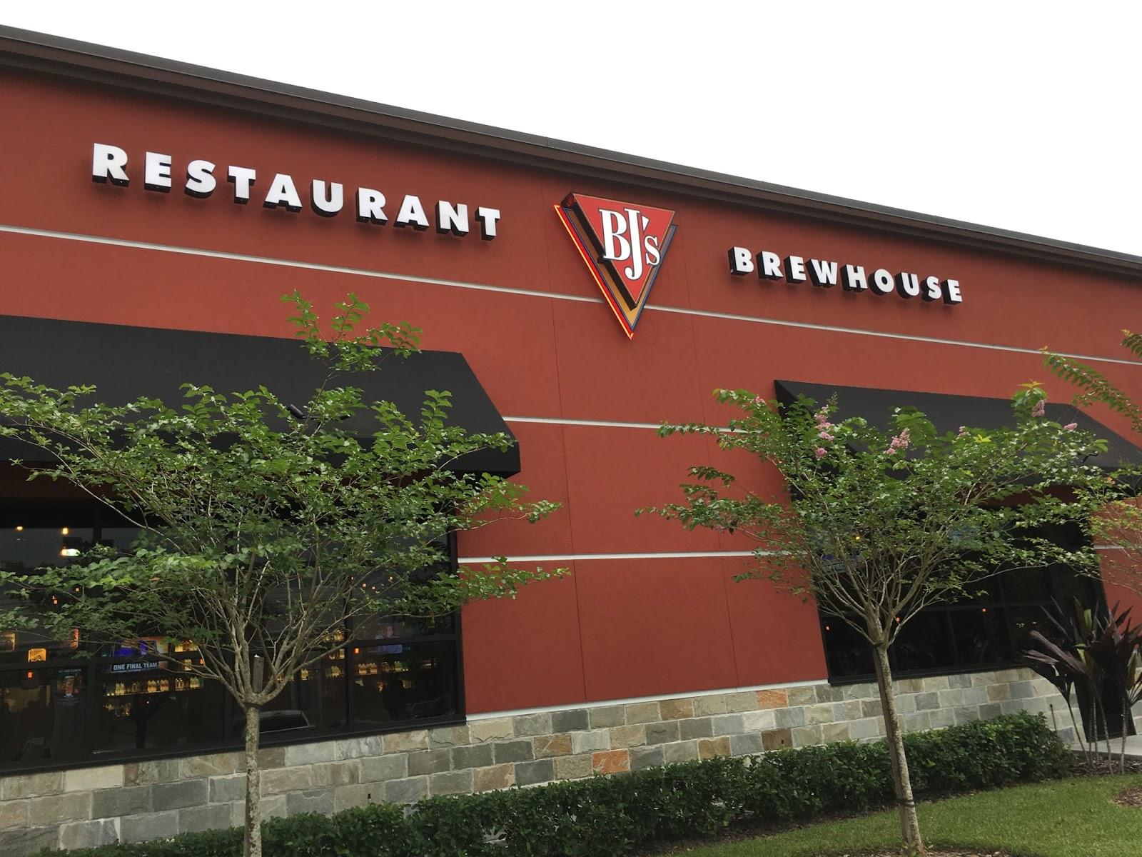 Alexis S Gluten Free Adventures Bj Restaurant Brewhouse