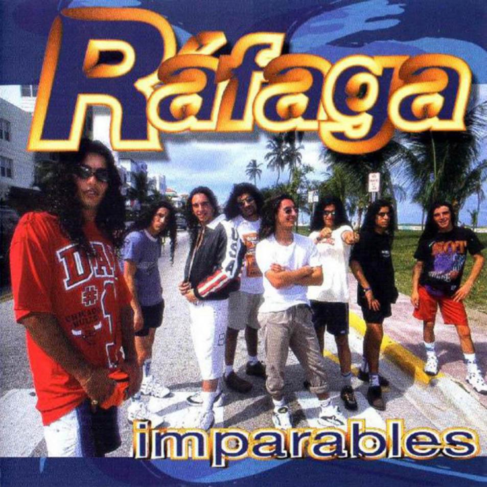 Ráfaga - Imparables (1998) | CUMBIAS RETRO 2016