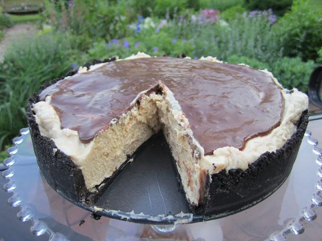 The Irish Mother: Peanut Butter Pie