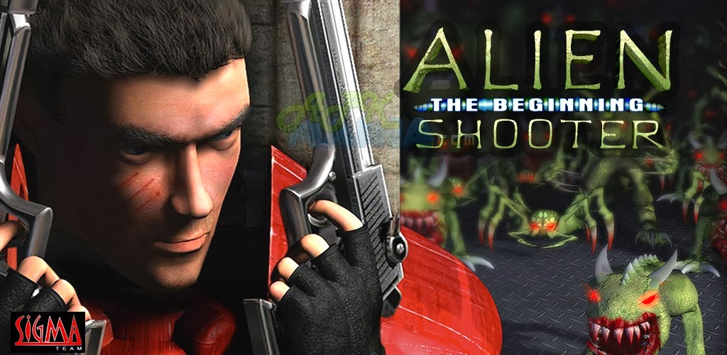 Alien Shooter Full Apk For Android Games