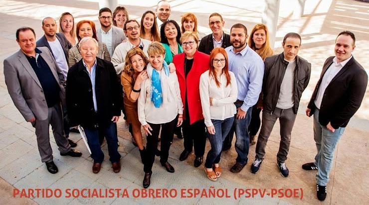 PSPV PSOE MANISES