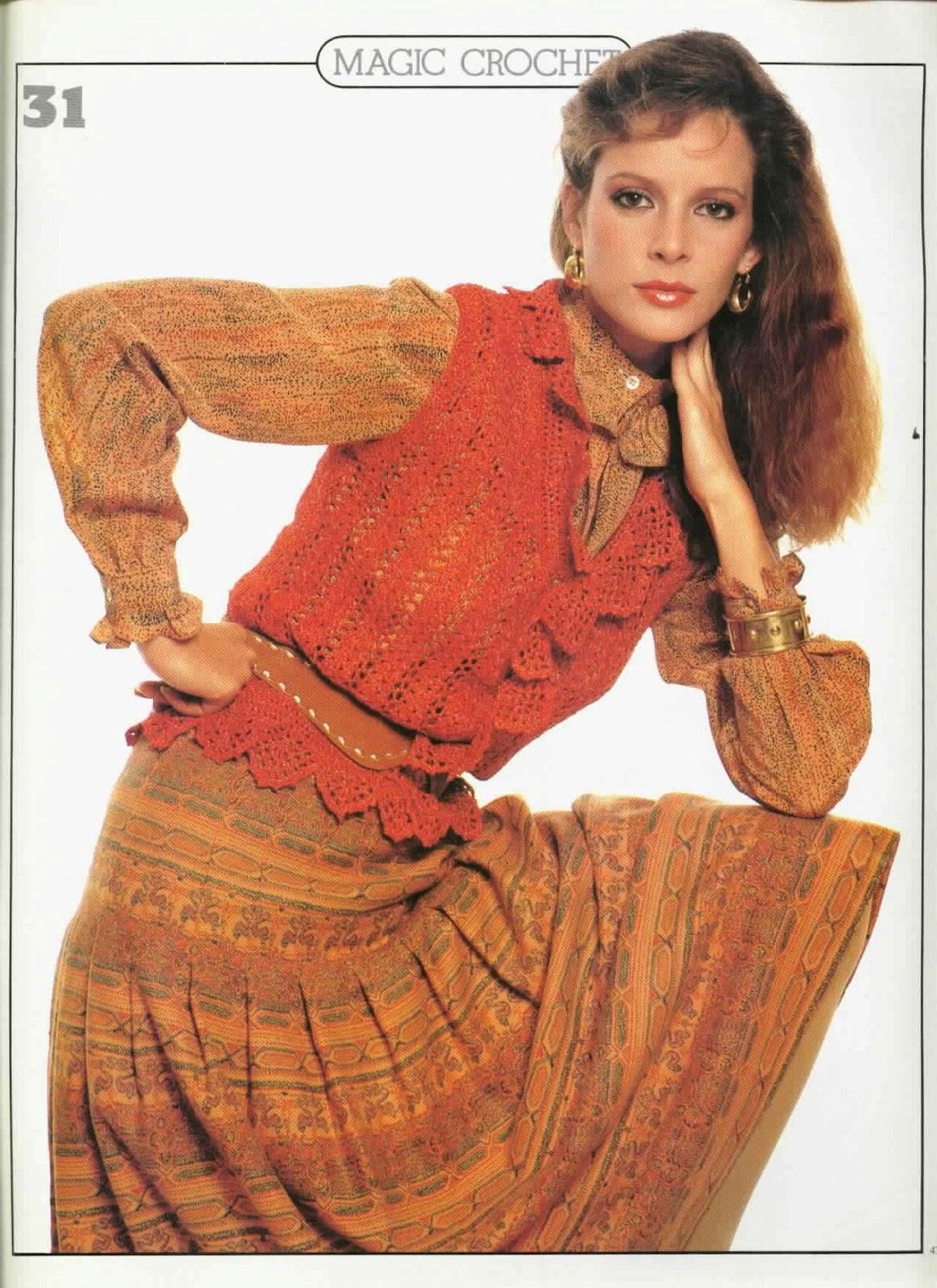 Free Online Crochet Vest Patterns : Free Crochet Vest Patterns for Women ~ Free Crochet Patterns