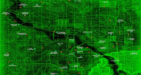 Fallout 3 - Top Unmarked Locations (Page 3/9)