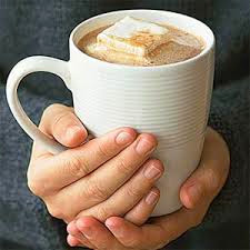 Or the Hot Chocolate . . .