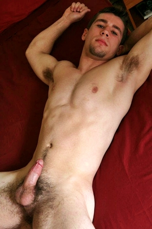 hair Male naked galleries armpit