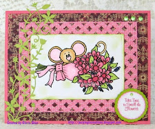 Featured Card At Sweet Stampin