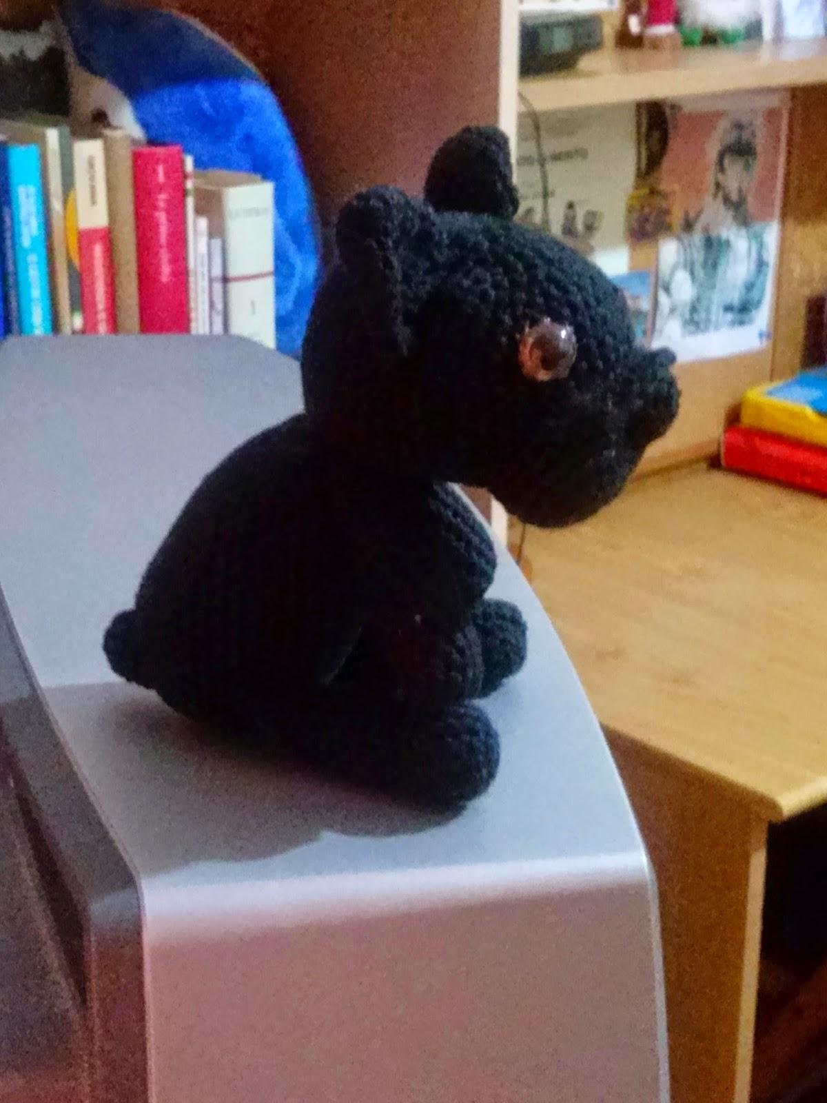 pulin di nonna gemma per la felicit di una padroncina di french bulldog. Black Bedroom Furniture Sets. Home Design Ideas