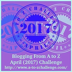 The A to Z Challenge 2017